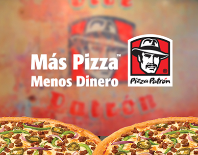 Pizza Patrón Redesign