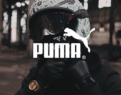 PUMA - DRESS FOR THE CRASH