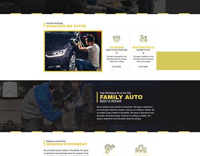 Family Auto Body Repairs