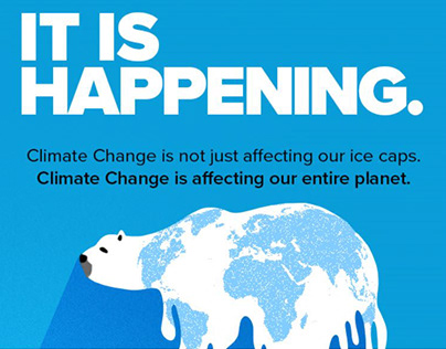 Climate Change PSA Poster