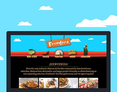 Frontera: Tex-Mex Bar & Grill