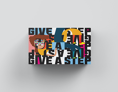 GIVE A STEP- TOMS