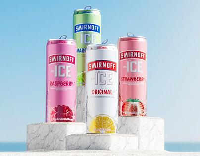 Smirnoff ICE — Can Drop