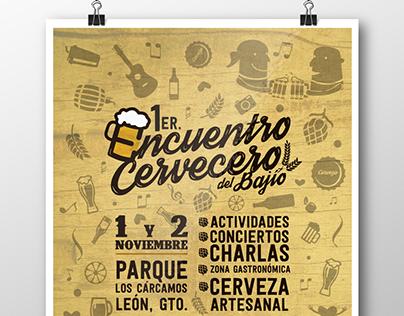 1er. Encuentro Cervecero del Bajío