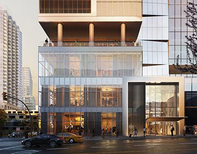Manhattan Midtown Hotel | DSM x ZOA Studio