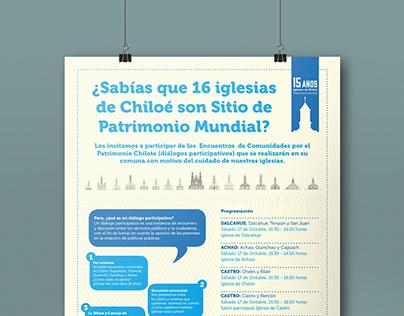 Campaña Iglesias de Chiloé Patrimonio Mundial