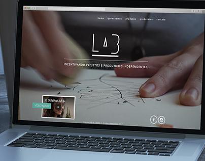 ColetivoLAB Website