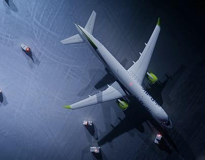 airBaltic Nutcracker