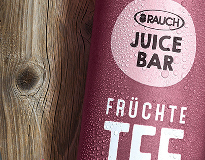 RAUCH // Packaging design and Launch campaign