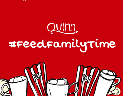 Feed Family Time Campaign