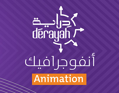 Infographic animation for Derayah
