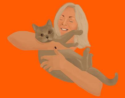 Luna&Anne Illustration
