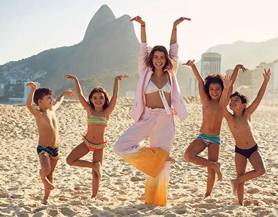 Desiderata . Summer Campaign