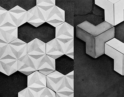 3HML   Concrete Decoration
