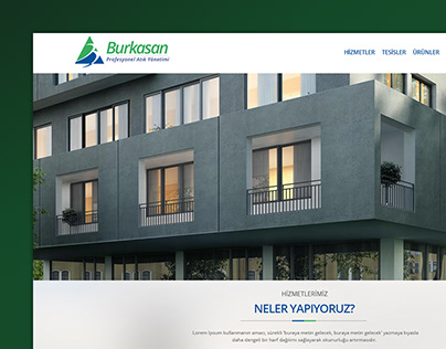 Burkasan Web Design