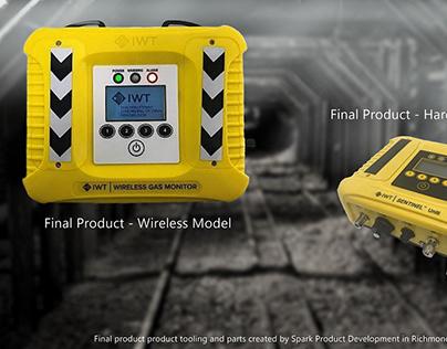 Mineshaft Air & Gas Sensor