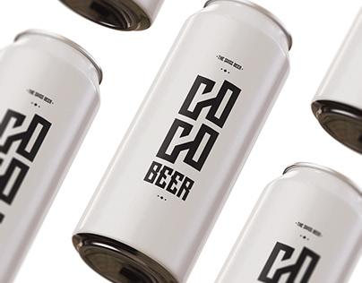 GOGO BEER / Packaging Design, Zurich