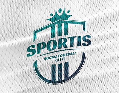 Sportis FC Branding