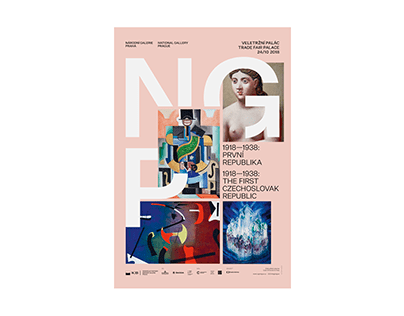 NGP – visual identity overview (2019)