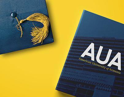 American University of Armenia - Visual Identity