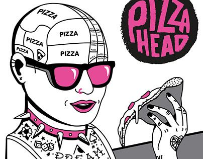Pizza Head Box Concepts