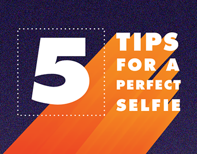 Tips for the perfect selfie