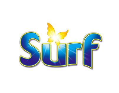 Surf detergente: campanha 2019