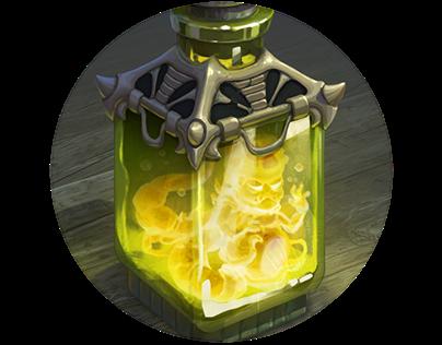 Magic bottle