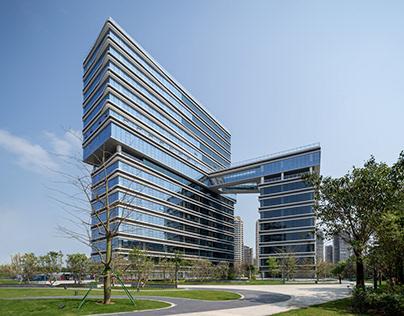 10 Design Completes Gaoxin Hi-Tech Commercial Hub