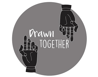 Drawn Together Logo Design