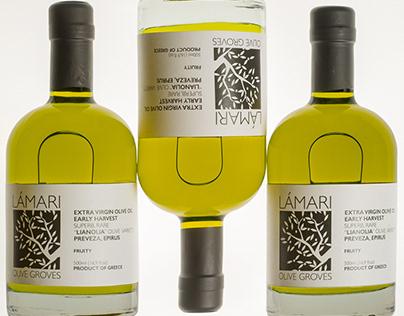 Lamari Olive Groves - Extra Virgin Olive Oil