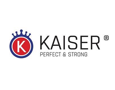 Kaiser Logo Animation