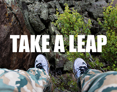 Take A Leap Into Life