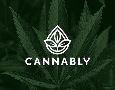 Cannably CBD - Brand Identity