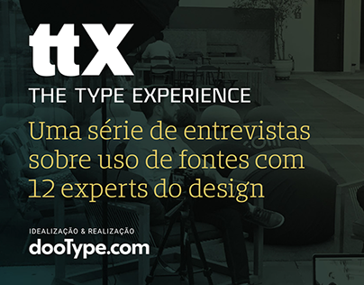 ttX - The Type Experience