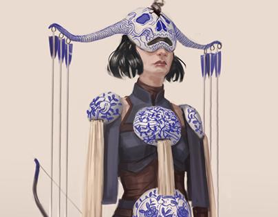 Recent Digital sketchbook- Sketches/ Concepts