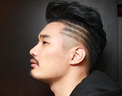 空气概念髮舍變髮三步驟說明影片 - XinThink 新想創意