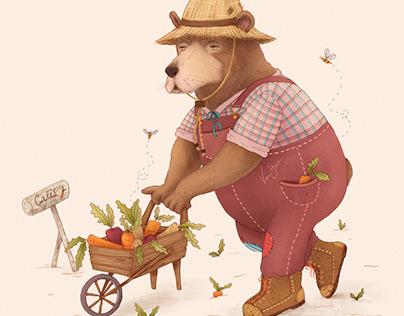 The Harvester Bear