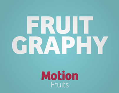 Fruitgraphy