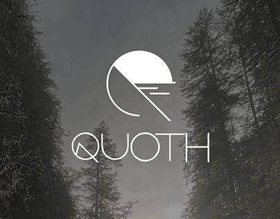 Quoth | Brand Design