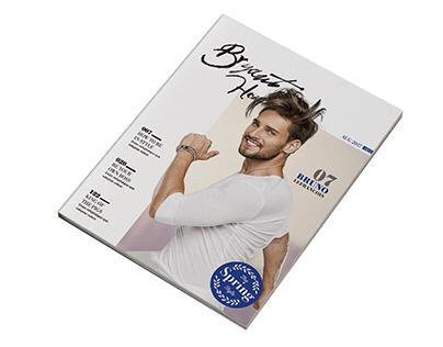 Bryant Homme Magazine