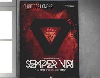 Poster - Semper Viri