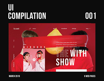 UI Compilation 01