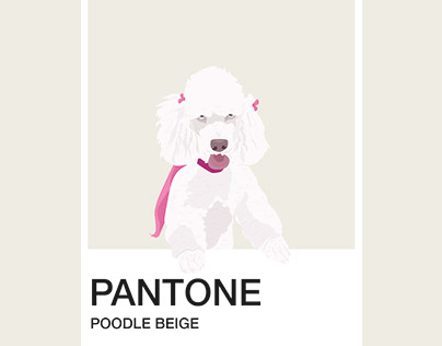 PANTONE AND PUPS