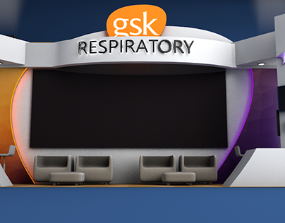 Respiratory Booth / GSK