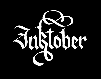 Inktober 2018