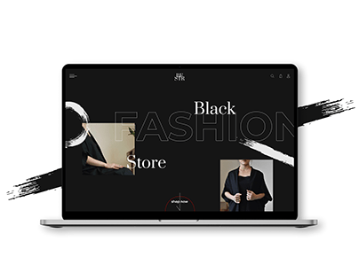 Black Fashion Store