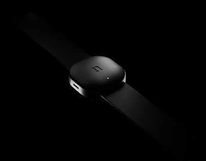 Fitness Watch - Product and Industrial design