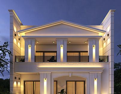CLASSIC HOUSE IN ERBIL