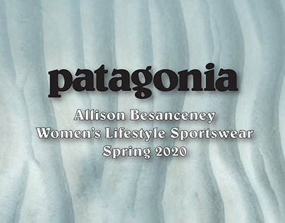 Patagonia Women's Lifestyle Sportswear Collection S2020
